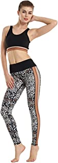 Yoga Wear Leopard Print Sport Suits Women's Sweatsuits Yoga Jogging Tracksuits