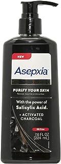 New Asepxia Liquid Soap, Salicylic Acid, Oil Free 7.6 Oz