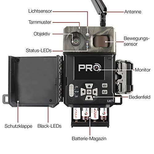 SECACAM Pro Plus Mobile LTE 4G Wildkamera inkl. Sim-Karte Erfahrungen & Preisvergleich