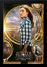 Jupiter Ascending 28x36 Large Black Wood Framed Movie Poster Art Print