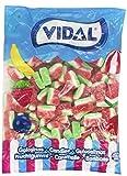 Vidal - tajadas sandia azúcar - caramelo de goma - 1 kg