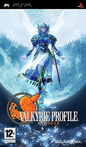 Square Enix Valkyrie Profile - Juego (PlayStation Portable (PSP), Aventura, ITA)