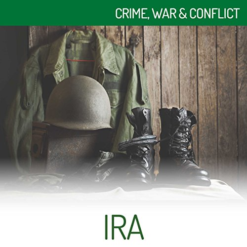 IRA audiobook cover art