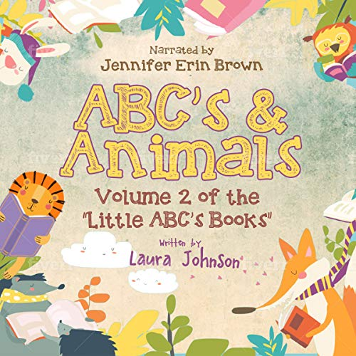 ABC's & Animals  By  cover art