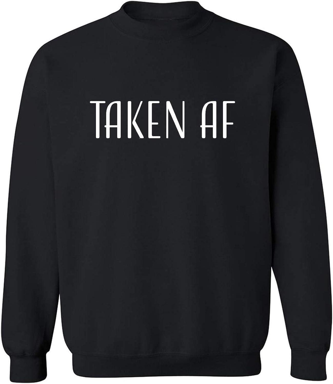 Taken AF Crewneck Sweatshirt