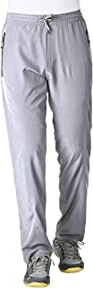 Gopune Men's Lightweight Breathable Casual Hiking Running Pants Outdoor Sports Quick Dry Trousers