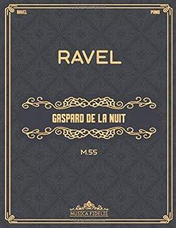 Gaspard de la nuit: M.55 - Sheet music for piano