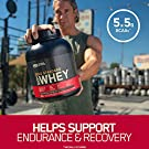 Optimum Nutrition Gold Standard 100% Whey Protein Powder, Double Rich Chocolate, 5 Pound (Packaging May Vary) #4