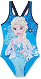 ARENA Mädchen ELSA Badeanzug, Frozen Disney, 152
