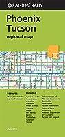 Rand McNally Regional Map Pheonix/Tuscon, Arizona