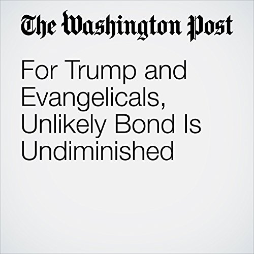 For Trump and Evangelicals, Unlikely Bond Is Undiminished copertina