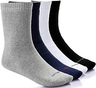 Half Towel Socks For Men , Set of 4 - - 2725501551810