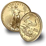 1986 - Present 1/10oz American Gold Eagle (Random Year) $5 Brilliant Uncirculated
