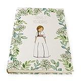 Libros de Firmas Comunión Para Niños y Niñas | Álbum para Firmar y Recordar la Primera Comunión | 23 x 30 cm | Distintos diseños