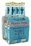Fever-Tree - Premium Mediterranean Tonic Water Mixers - 4 Bottles