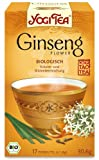 "YOGI TEA Yogi-Tee ""Ginseng"" im Beutel - Bio"