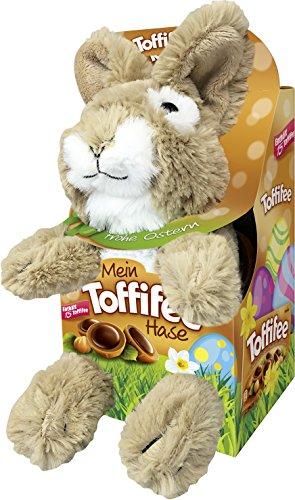 Toffifee Plüsch-Hase mit Schokolade (125g)
