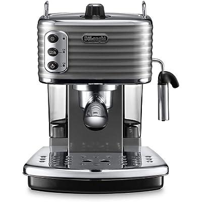 De'Longhi ECZ 351.GY Scultura Espressomaschinen mit Siebträger
