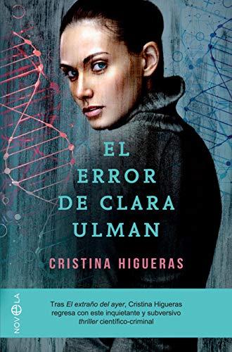 El error de Clara Ulman – Cristina Higueras     51zk6CL56ML
