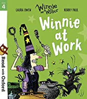 Read with Oxford: Stage 4: Winnie and Wilbur: Winnie at Work