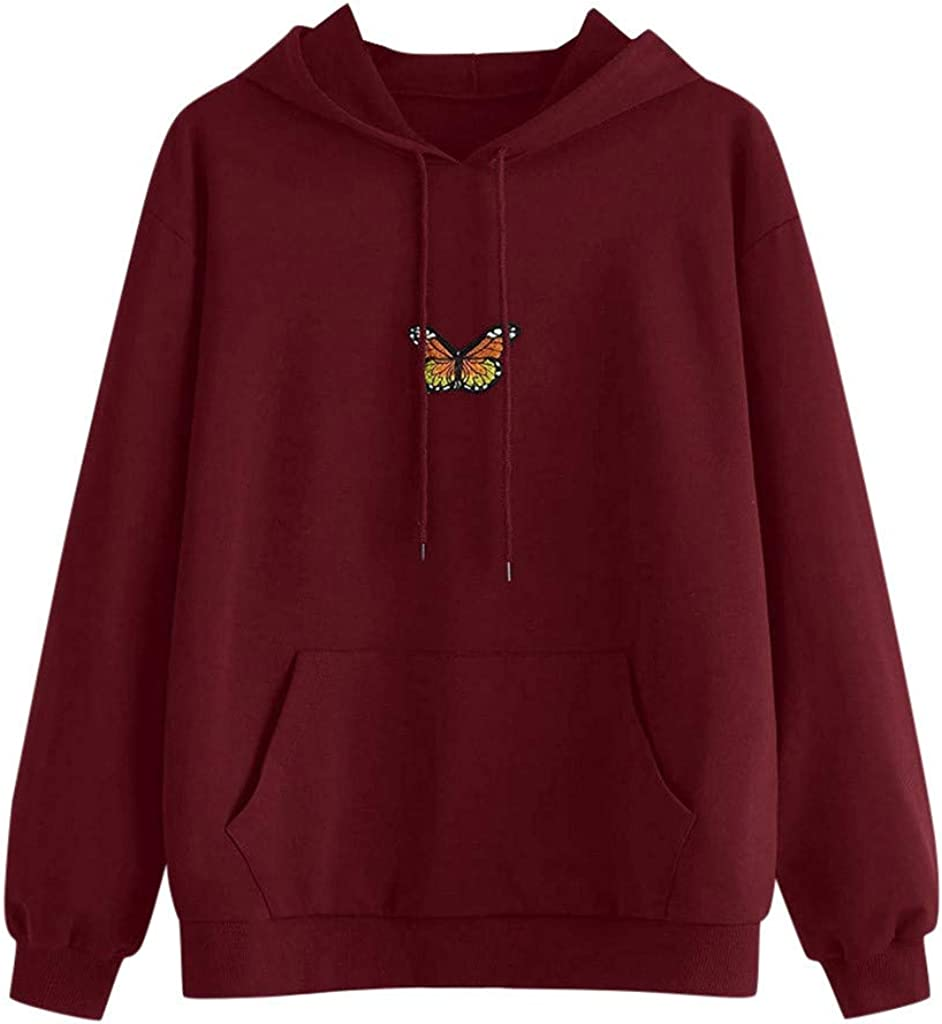 Max 62% OFF Hoodies Tampa Mall for Women Pullover Sweaters Graphic Hoodie Long Sleeve S