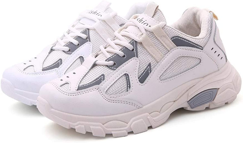 ZHIJINLI Casual sneakers fitness jogging shoes single mesh breathable sandals fashion lightweight, 36EU