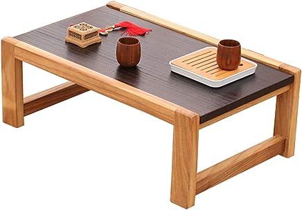 Bon CQH Japanischer Massivholztisch Kleiner Couchtisch Im Wohnzimmer Balkon  Minitisch Schlafzimmer Kleiner Tisch Fensterbrett Kleiner Tisch Massivholz