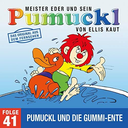 Pumuckl und die Gummi-Ente. Das Original aus dem Fernsehen Titelbild