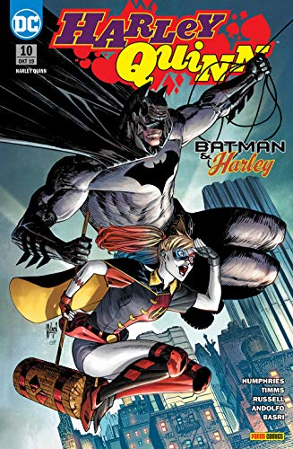 Harley Quinn: Bd. 10 (2. Serie): Batman & Harley