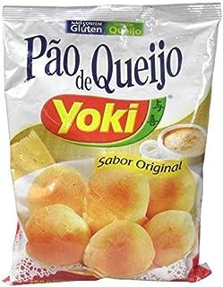 Pao de Queijo 5er Sparpack YOKI brasilianische Käsebrötchen