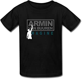 FEDNS Kid's Armin Van Buuren Magine T Shirt