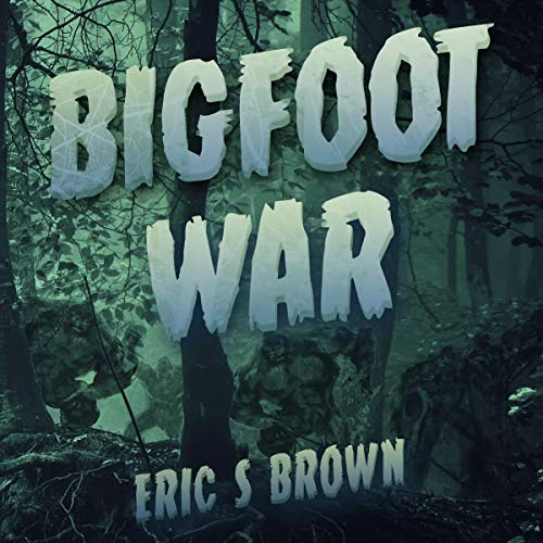 Bigfoot War: Movie Edition cover art