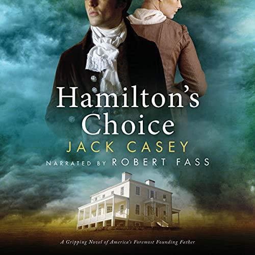 Hamilton's Choice Audiobook By Jack Casey cover art