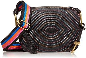 Fossil Elle Leather Crossbody Purse Handbag
