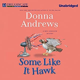 Some Like it Hawk audiobook cover art