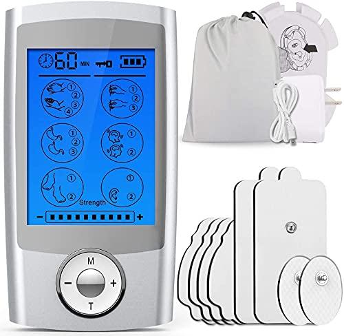 Nursal Tens Unit Electronic Pain Relief Massager