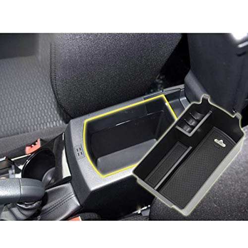 Tonyzhou Co.,ltd Auto Zentralarmlehne Aufbewahrungsbox Konsole Armlehnenablage Halter Fall Palle Dekoration Auto Zubehör, für Citroen C4L