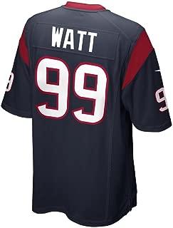 J.J. Watt Houston Texans Navy Blue NFL Youth Nike Home Game Day Replica Jersey