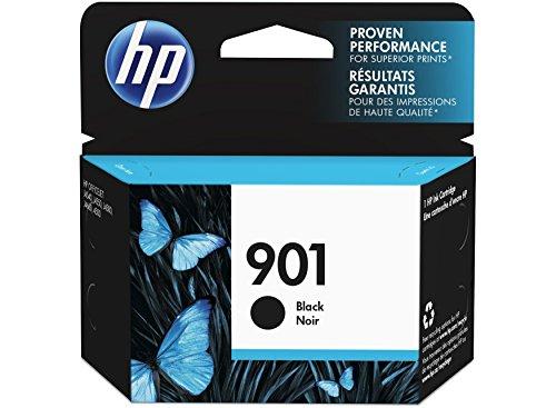 HP 901 Black Officejet Tintenpatrone Schwarz Tintenpatrone