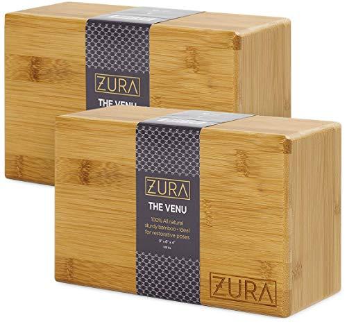 ZURA Premium Yoga Block