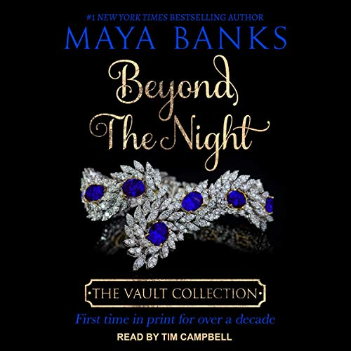 Beyond the Night Audiobook By Maya Banks cover art