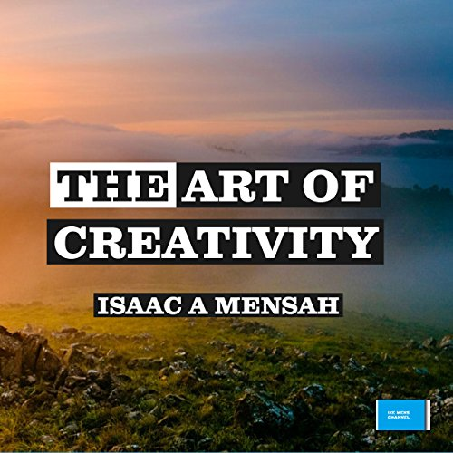 The Art of Creativity audiobook cover art