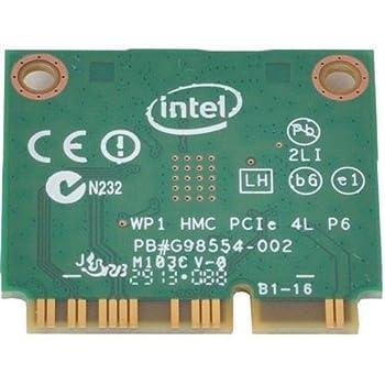 Intel 3160.HMWG.R WiFi Wireless-AC 3160 Dual Band 1x1 AC+ Bluetooth Adapter Brown Box White Box  Intel3160.HMWG.R