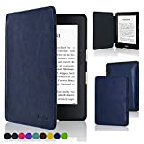 ACdream Kindle Voyage Case - the Thinnest and Lightest Premium PU Leather Cover Case for Amazon Kindle Voyage (2014 Version) with Auto Wake Sleep Feature