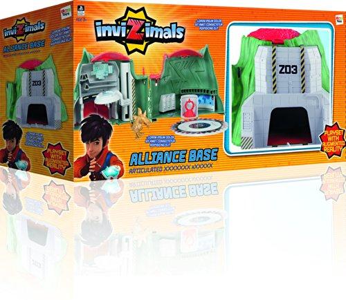 IMC Toys Invizimals - Base de la Alianza