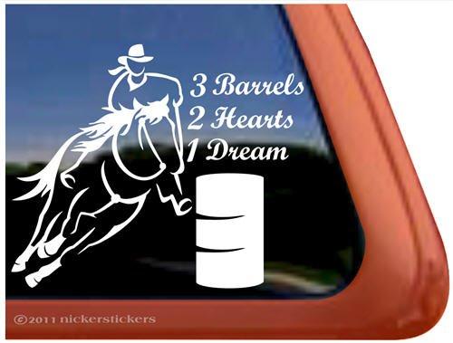 Best barrel racing wall decals for 2021