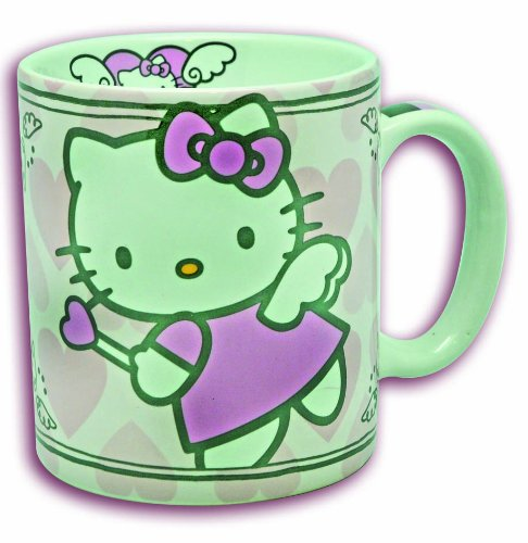 Hello Kitty Kaffeetasse Tasse Becher 57-60101 Fanartikel