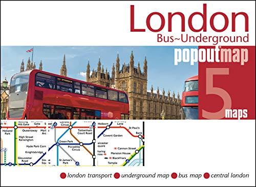 London Bus Underground: Popout Double