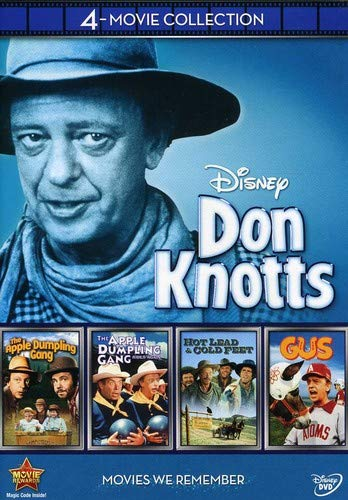 Don Knotts 4-Movie Collection (The …