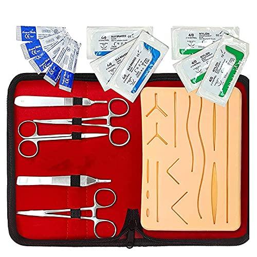 kit de sutura quirurgica veterinaria Marca Winter